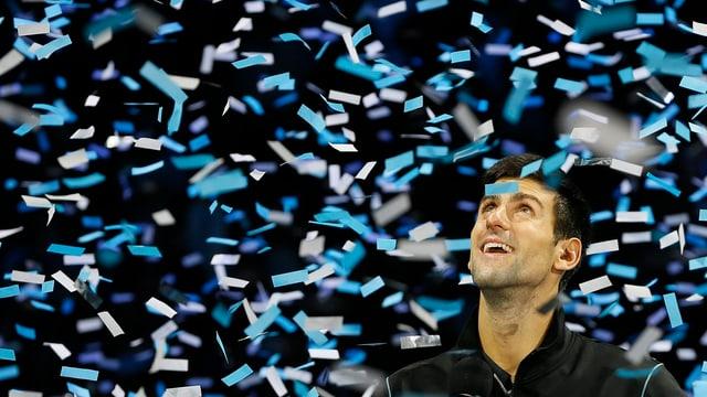 Novak Djokovic scheinen derzeit keine Grenzen gesetzt.
