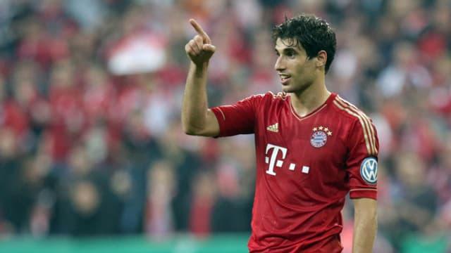 Javi Martinez hat sich beim FC Bayern München zum wichtigen Eckpfeiler entwickelt.