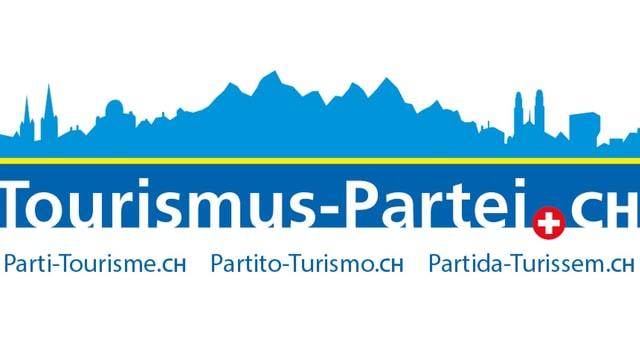 Il logo da la nova Partida-Turissem.ch.