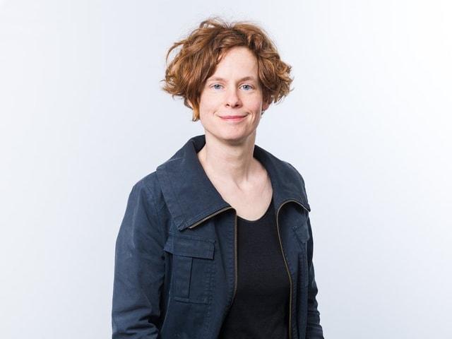 Ellinor Landmann, die Kollegin mit dem sicheren Blick für die Kunst.