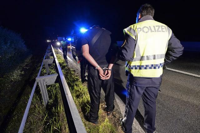 Vier weitere Festnahmen