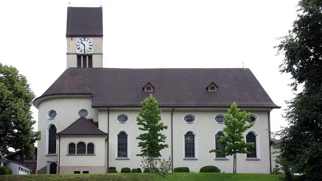 Video «Römisch-katholischer Gottesdienst aus Richterswil» abspielen
