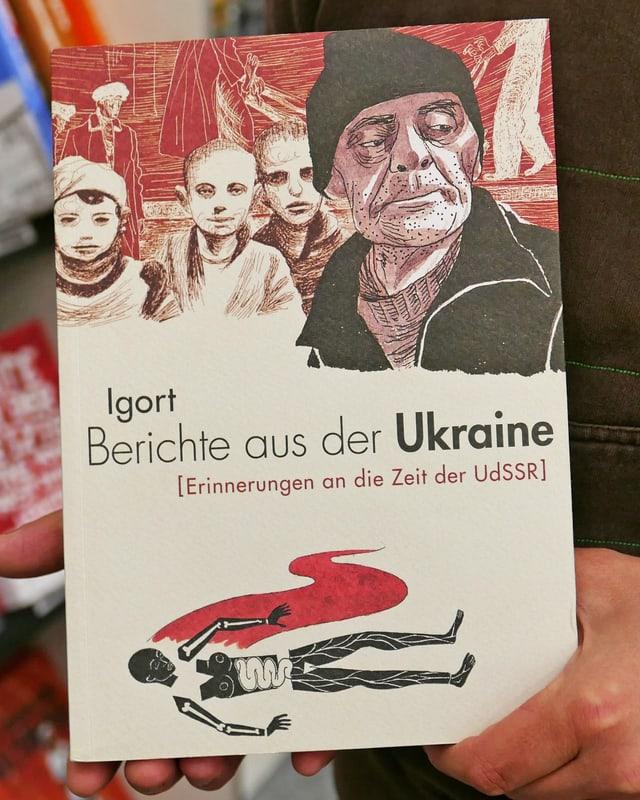 Cover Berichte aus der Ukraine