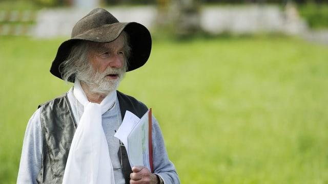 Die Luft auf der Kanzel war ihm zu dünn. Lieber hat er in der Gosse gewirkt: Pfarrer Ernst Sieber.