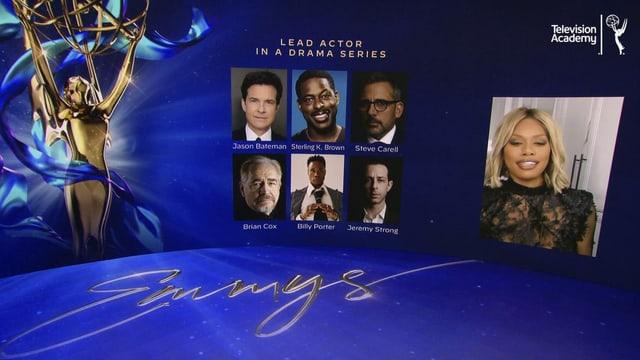 Bekanntgabe der Emmy-Nominierungen in der Kategorie «Lead actor in a drama series».