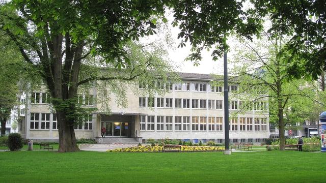 Zentral- und Hochschulbibliothek Luzern
