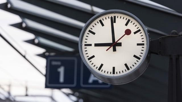 Bahnhofsuhr