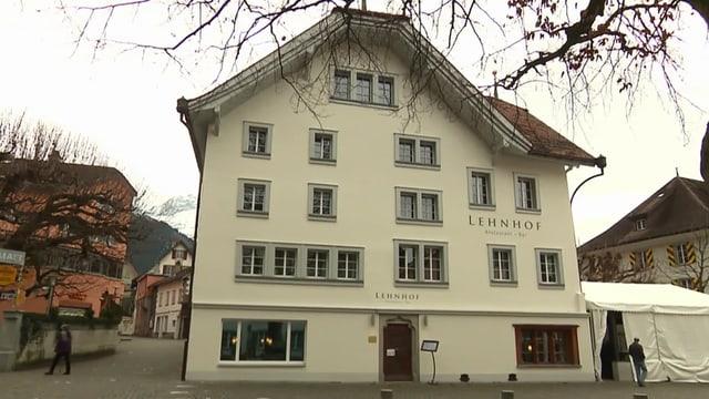 Video «Restaurant Lehnhof in Altdorf (UR) - Tag 3» abspielen