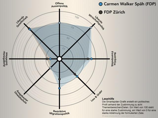 Carmen Walker Spähs Smartspider.