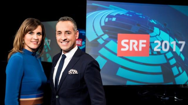 Video «Jahresrückblick «SRF 2017»» abspielen