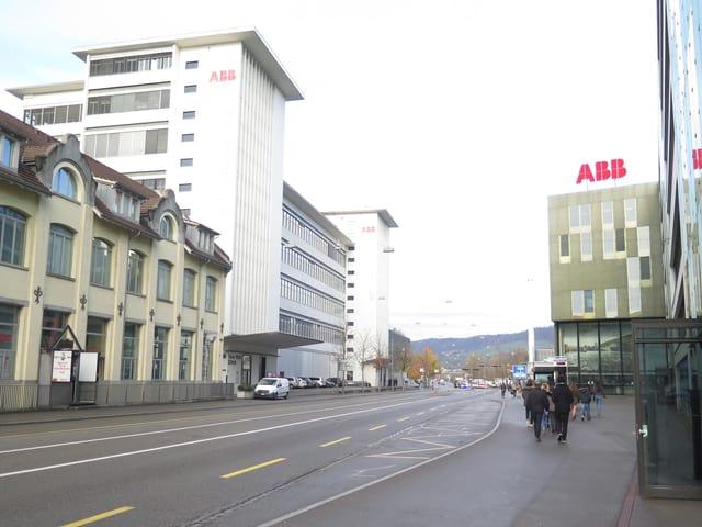ABB in Baden