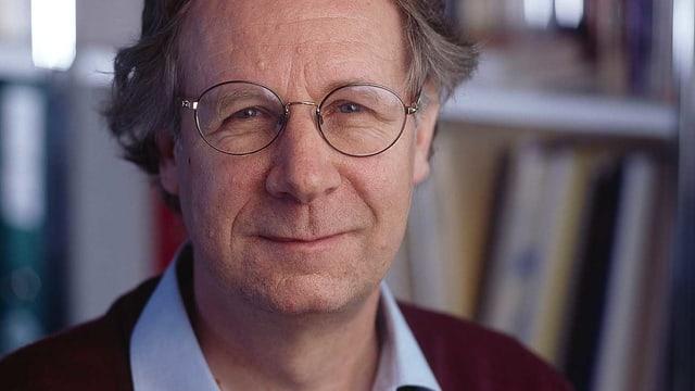 Porträt von François Höpflinger.