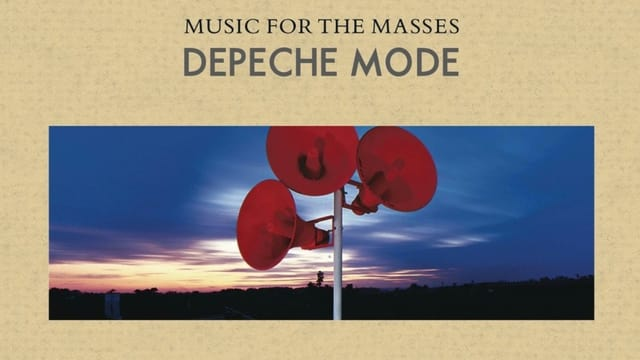 Depeche Mode «Music For The Masses»