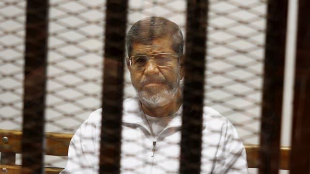 Mohammed Mursi.