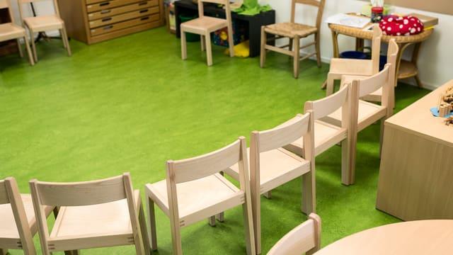 Kindergartenstühle