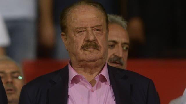 Genclerbirligi-Präsident Ilhan Cavcav.