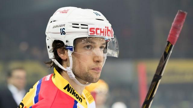 Daniele Grassi unterschreibt beim SC Bern für 2 Jahre.