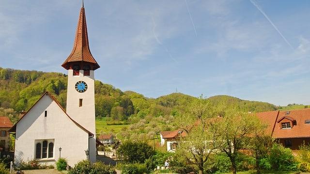 Die Kirche von Kienberg