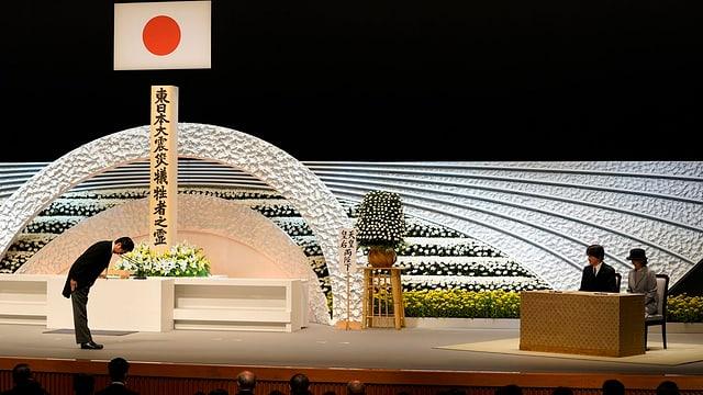 Commemoraziun Fukushima.