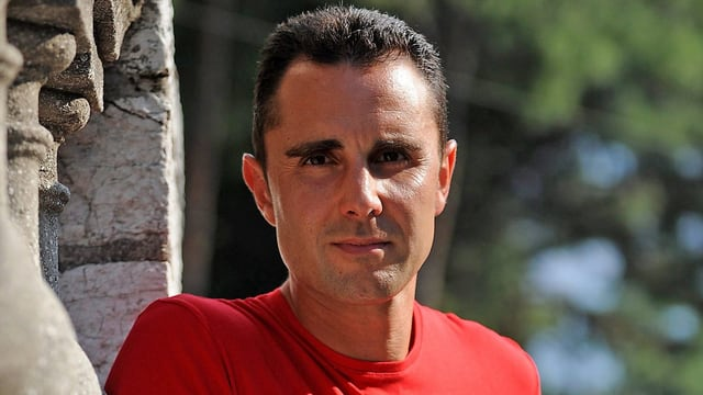 Hervé Falciani, aufgenommen im Sommer 2010.