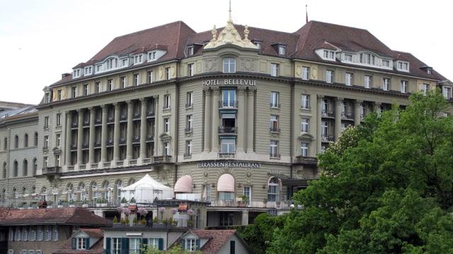 Das Hotel der Eidgenossenschaft