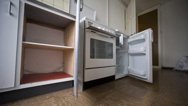 Berühmt Mietrecht - Wohnungsabgabe: Zahlen für uralten Kühlschrank FN84