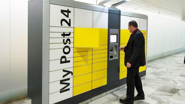 Audio «OnlinehandelPost will mehr Paketautomaten» abspielen