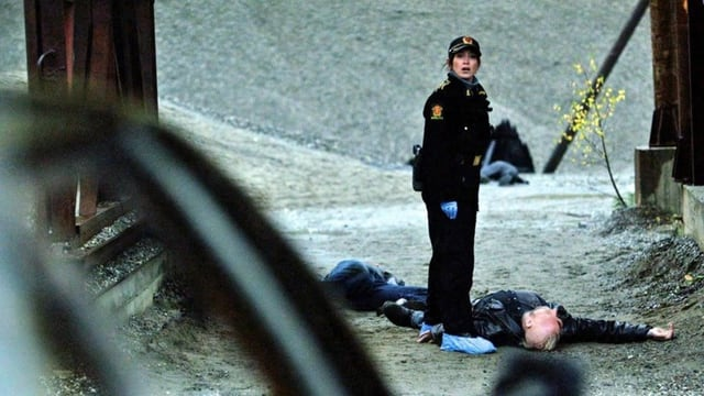 Die norwegische Krimidramaserie «Eyewitness».