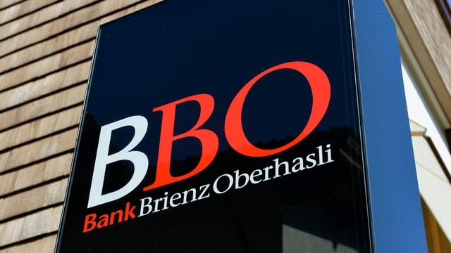 La banca Brienz Oberhasli