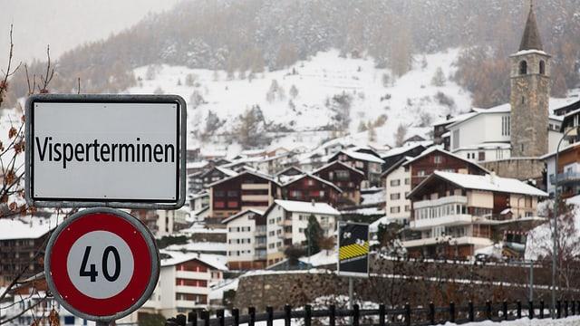 Video ««Unser Dorf» (1): Willkommen in Visperterminen!» abspielen