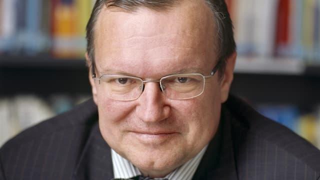 Porträt von Claude Longchamp