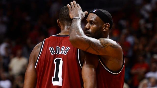 LeBron James führte die Miami Heat zum Sieg gegen die Sacramento Kings.