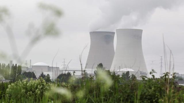 Reaktor-Kühltürme