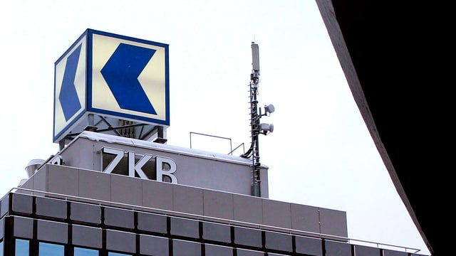 Bank ZKB.