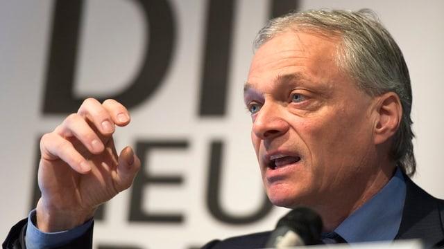 Hat Beschwerde eingereicht: Thomas Minder, Vater der «Abzocker-Initiative»