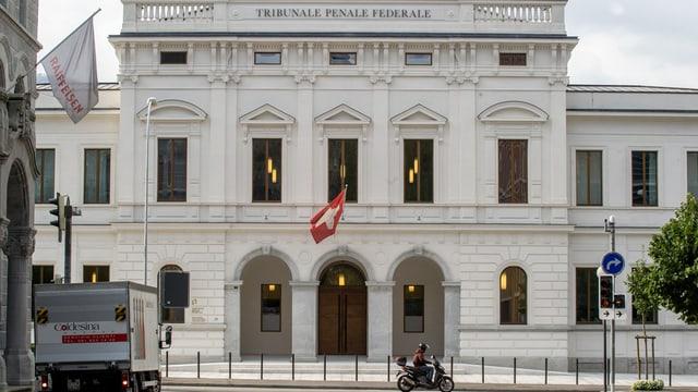 Il Tribunal penal federal a Bellinzona