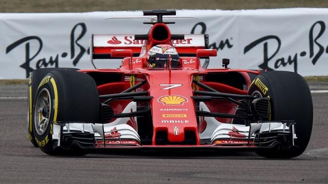 Formel-1-Fahrer.