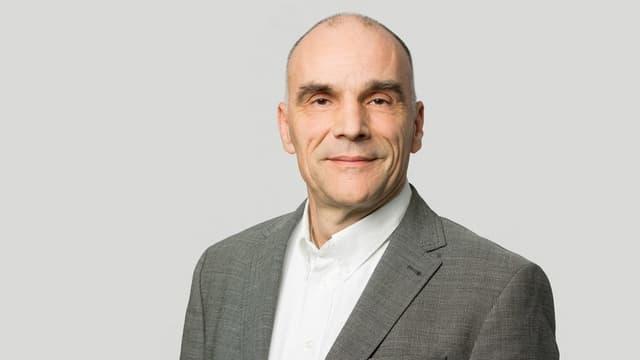 Ein Portrait von Stefan Gürtler