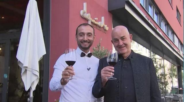 Video «Zentralschweiz – Tag 5 – Daniele Bar und Winebar, Luzern» abspielen