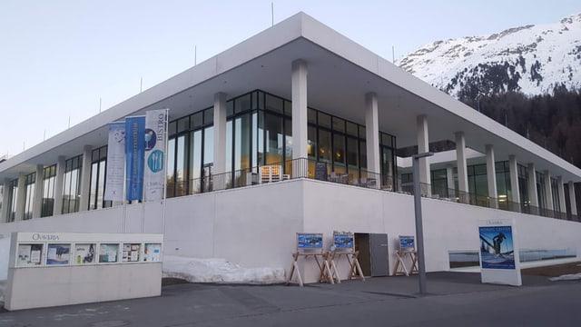 Il center da spa e sport a San Murezzan - Ovaverva