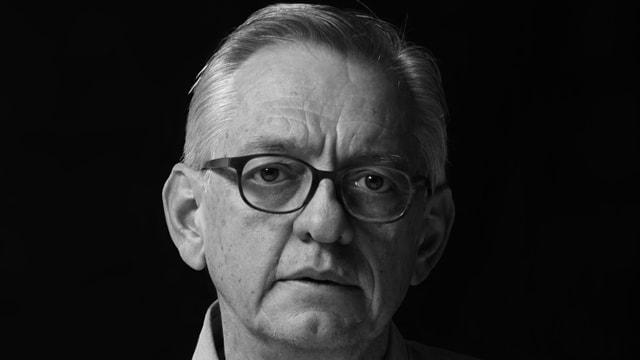 L'artist fotograf Guido Baselgia.