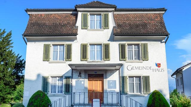 Gemeindehaus in Dürnten ZH