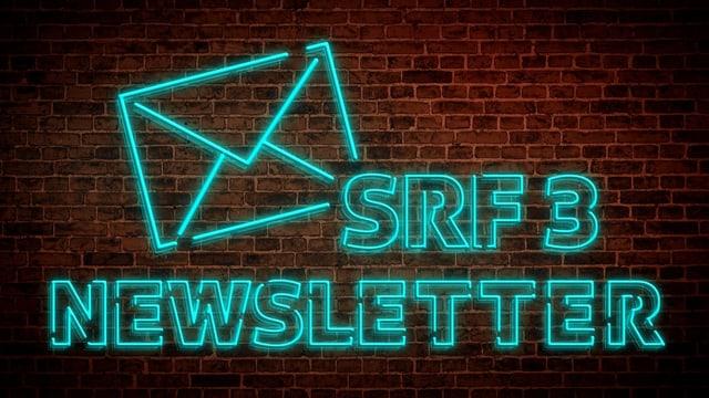 Logo SRF 3-Newsletter