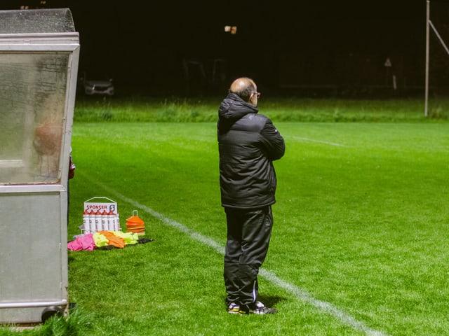 Rolf Freiburghaus, der Trainer