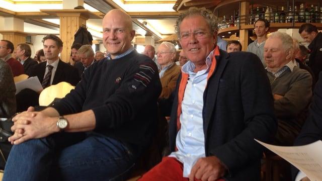 Rainer Good e George Walliser
