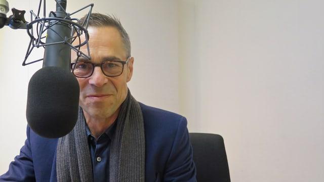 Matthias Hüppi lässt als neuer Präsident beim FCSG kein Stein auf dem anderen.