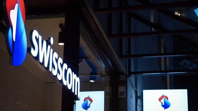Il logo da la Swisscom