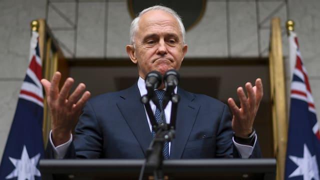 Politicher da l'Australia.