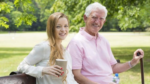 Video «Rente – jung gegen alt?» abspielen