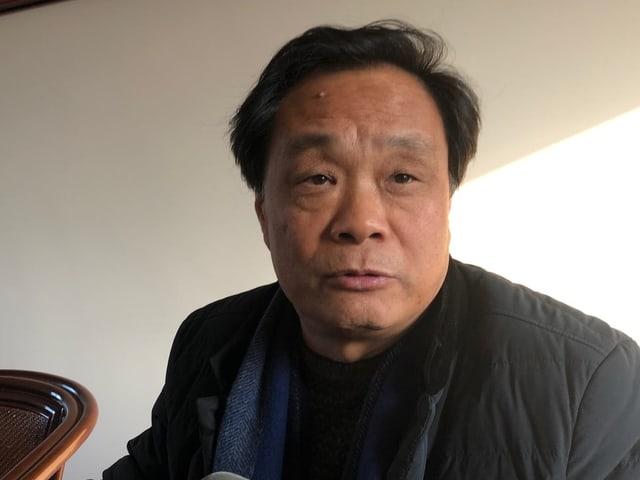 Li Yanrong.